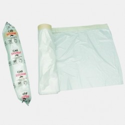Handmask Refill-Masking Roll with adhesive band